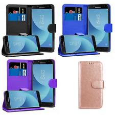 Funda tipo Billetera de Cuero Negro Funda Libro BOLSA PARA Samsung Galaxy 11 2 3 4 S 5 6 7