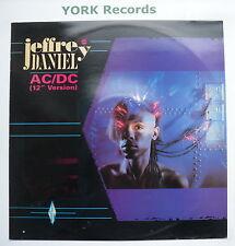 "Jeffrey Daniel-AC/DC-Excelente Estado 12"" single Polydor lmsx 1"