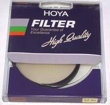 Hoya 62mm 81A 81-A Lens Filter B&W Color Film Digital Warm Up 62 mm Japan