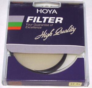 Hoya 62mm 81A 81-A Lens Filter B&W Color Film Digital Warm Up 62 mm Japan