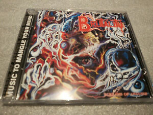 Brutality - Screams Of Anguish CD