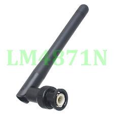 Antenna 433Mhz Gsm Gprs Bnc male plug Tilt rotation 11.5cm for ham radio