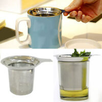 Stainless Steel Tea Infuser Ball Mesh Loose Leaf Strainer-Filter Tools Hot 1pcs