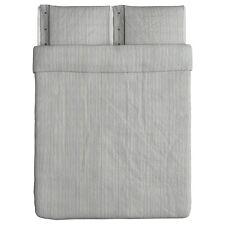 IKEA NYPONROS Double Quilt Cover (200x200) 2 Pillowcases (50x80)Duvet Set Cotton