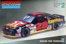 Monogram 1:24 Havoline Ford Thunderbird #12 Raybestos Buick #2430U #2431U 2 Kits