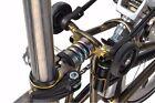 BROMPTON Suspension Extra Firm Titanium Coil Spring Suspension Shock 3 Colours