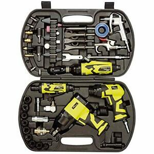 Draper 83431 Storm Force Air Tool Kit 68 Pieces
