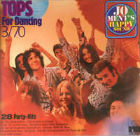Jo Ment's Happy Sound Tops For Dancing 3/70 LP Album Vinyl Schallplatte 170755