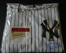 Mark Teixeira Autographed Authentic 2009 NY Yankees Jersey COA Steiner Sports