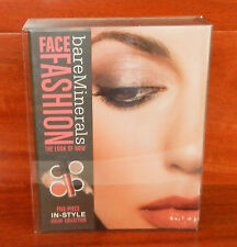 Bare Escentuals Face Fashion NATURAL MUSE  5pc Kit NEW