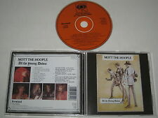 MOTT THE HOOPLE/ALL THE YOUNG DUDES(COLUMBIA/491691 2)CD ALBUM