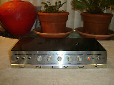 Univox U65Rn, Guitar Amplifier Head, with Spring Reverb & Tremolo, Vintage Unit