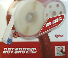 GLUE DOTS Dot Shot Pro handheld Glue Dot Dispenser