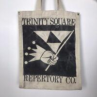 Trinity Square Repertory Co. Tote Bag Canvas Shopper Theater Providence RI