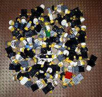 10 Lego Polizei Figuren Räuber Diebe Police Officer City Minifig Polizisten