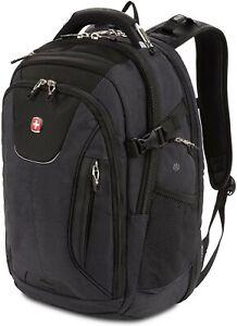 "SwissGear 5358 Scan smart Laptop Backpack, 15"" Laptop, USB Charging Port"