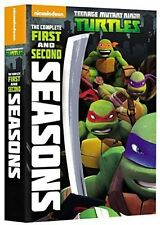 Teenage Mutant Ninja Turtles: Comp 1st & 2nd Ssn - 8 DI (2015, REGION 1 DVD New)