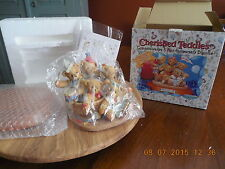 Nib.Cherished Teddies Five Year Anniversary #205354 - Strike Up The Band