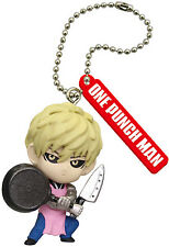 [Official] One-Punch Man Genos (Apron ver.) Figure Keychain Accessory