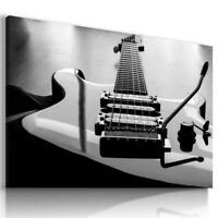 GUITAR Music Instrument Electric Classical Flamenco Canvas Wall Art WA23 MATAGA