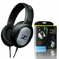 Sennheiser HD201 DJ Overhead Closed Dynamic Stereo Studio Grade Headphones THD