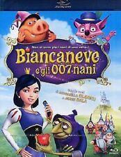 Blu Ray BIANCANEVE E GLI 007 NANI - (2009) ......NUOVO