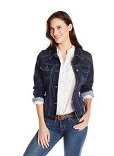 Wrangler Authentics Women's Denim Jean Jacket Stretch S M L XL