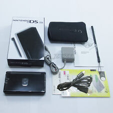 New Onyx Black Nintendo DS Lite HandHeld Console System For DSL DSi GBA games