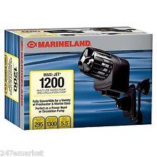 New! Marineland Maxi-Jet Pro Aquarium Pump, 295/1300Gph, Ml90512 Fish 3Dayship