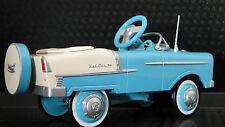 Rare 1955 Chevy Pedal Car BelAir Custom Hot Rod Vintage Sport Midget Show Model