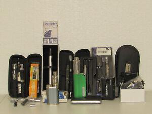 Paket E-Zigarette / Verdampfer, verschiedene Artikel und Marken