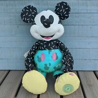 Mickey Mouse Memories Plush 2018 Disney Store September Limited Release 90s NWT