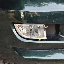 Chrome Front Fog Light Cover Lamp Trim for Toyota Prado Fj120 2003 4 5 6 7 8 09