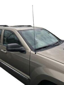 ANTENNA MAST Black for Jeep Grand Cherokee 2005 - 2010 31 Inch NEW