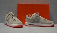 B0 Auth NIKE AIR FORCE 1 Elite KJCRD VT Wolf Grey Shoes 748299-001 Size 11.5