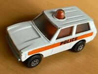 Matchbox Lesney Rolamatics No 20 Police Patrol Car - Near Mint