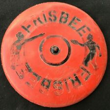 """RARE vintage Frisbee 1950.s """"Mystery-Y"""" by Empire Plastics (PRE-Wham-o!) YALE"""