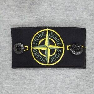 ORIGINAL Stone Island Badge + 2 Knöpfe
