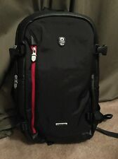 Sinpaid BM-3 Business Bag Laptop Backpack for Man Book Case Computer Oxford Blac