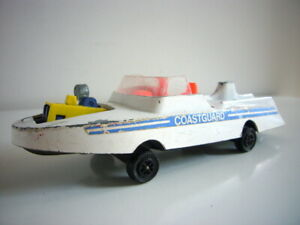 Dinky Toys: Coastguard Missile Launch, very good condition, made in England