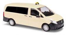 Busch 51126 - 1/87 - Mercedes-Benz Vito - Taxi - Neu