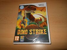 DINO STRIKE ** NEW & SEALED ** Nintendo Wii Game