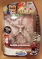 Marvel Legends Wolverine 25th Silver Anniversary Factory Sealed!!!