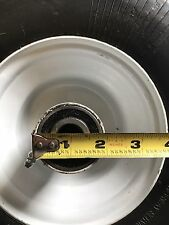 HOWSE MOWER WHEELS SOLID TIRE FINISH MOWER NO FLATS!!!