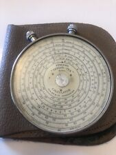 """More details for fowlers calculator """" twelve- ten"""" made in manchester freepost uk"""