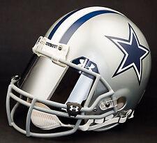 Dallas Cowboys Nfl Authentic Gameday Football Helmet w/ Mirror Eye Shield