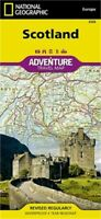 Scotland Adventure Travel Map (Sheet Map, Folded)