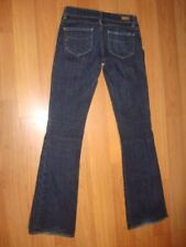 paige premium denim jeans laurel canyon jeans size 25