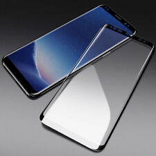 Full Display Schutz Glas für Samsung Galaxy S8 Curved 3D Cover Panzerfolie 9H