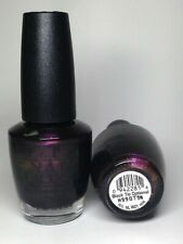 OPI Nail Lacquer - NL W21 Black Tie Optional Brand New Free Shipping